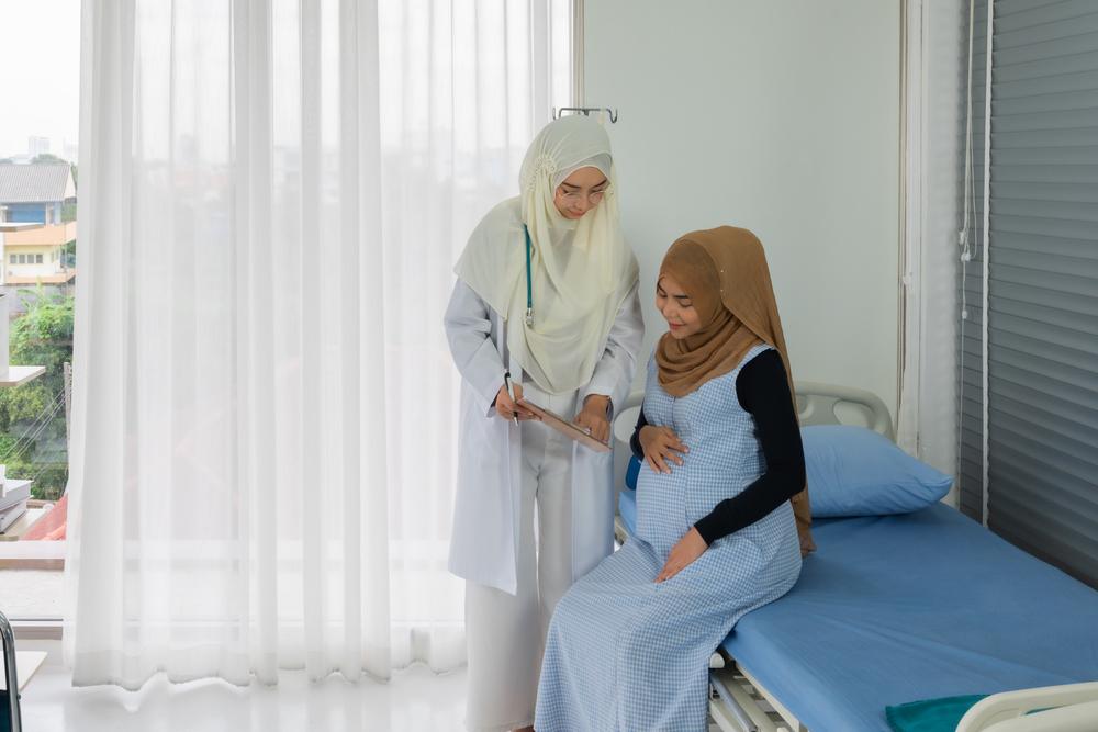 Muslim Obstetrician